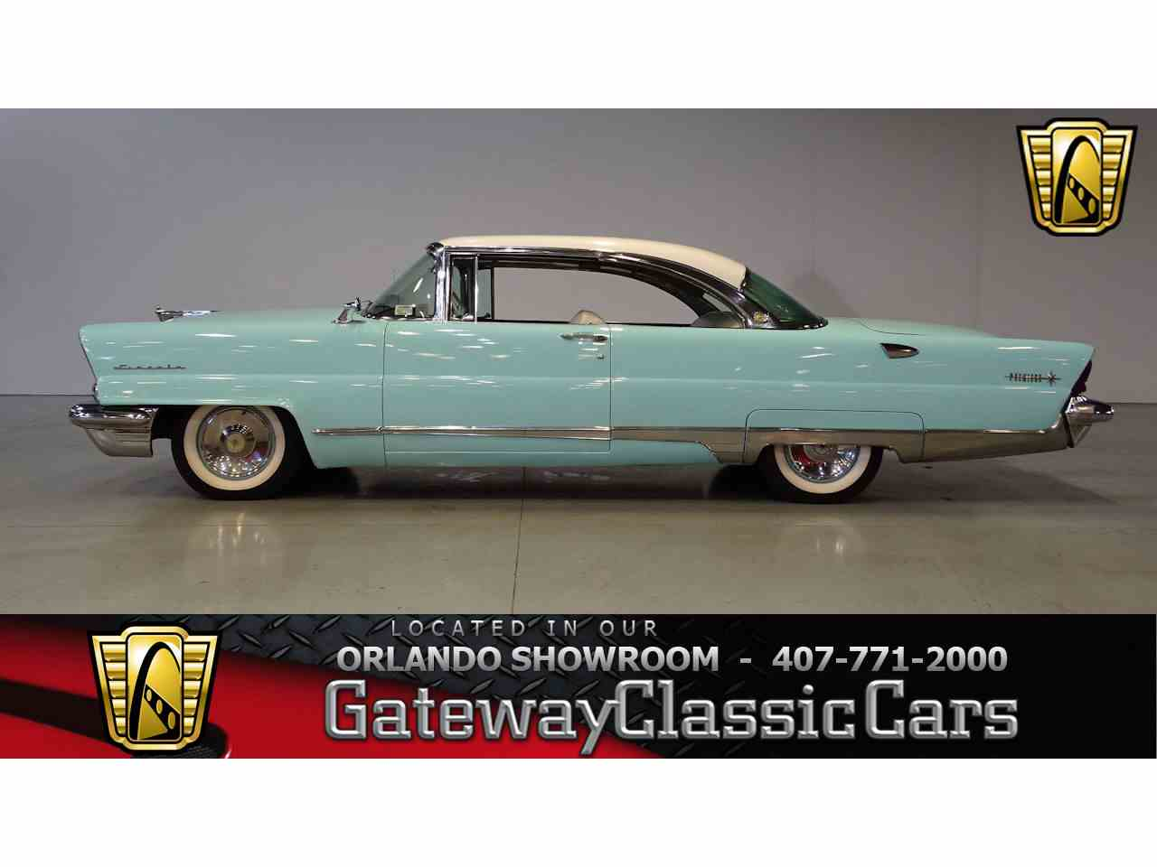 1956 Lincoln Premiere for Sale - CC-989455