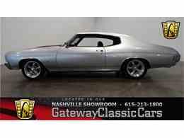 1970 Chevrolet Chevelle for Sale - CC-989457