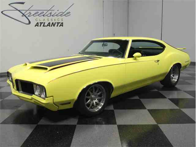 1970 Oldsmobile Cutlass Rallye 350 Tribute | 980946