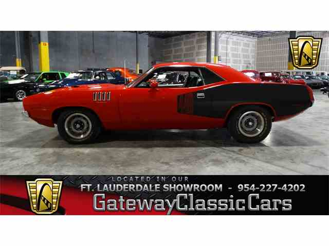 1971 Plymouth Barracuda | 989460