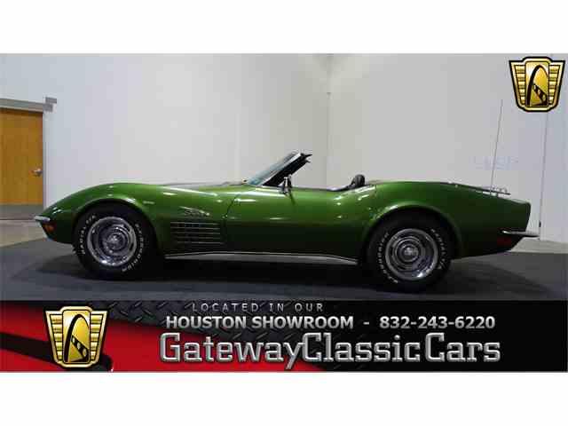 1972 Chevrolet Corvette | 989465