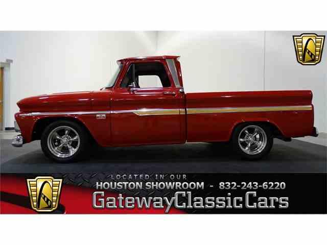 1966 Chevrolet C/K 10   989467
