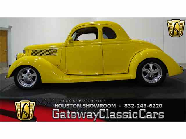 1936 Ford 5-Window Coupe | 989469