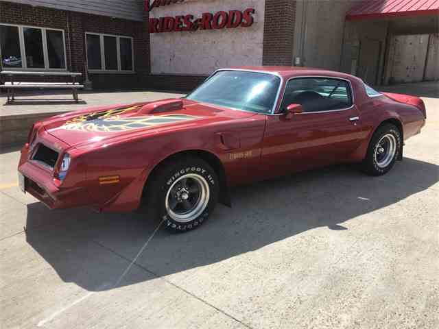 1976 Pontiac Firebird Trans Am | 980947