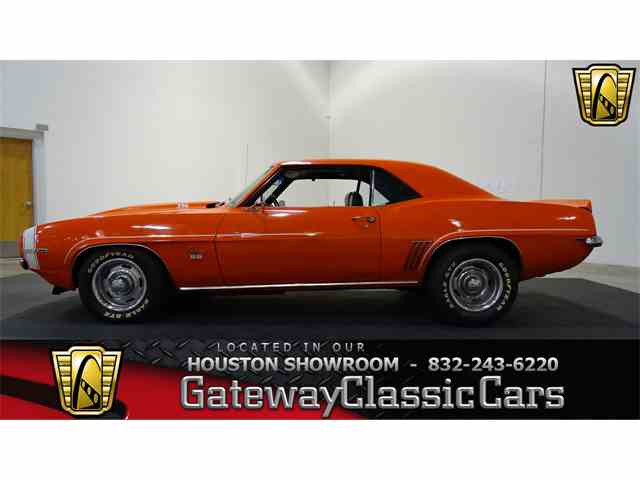 1969 Chevrolet Camaro | 989470