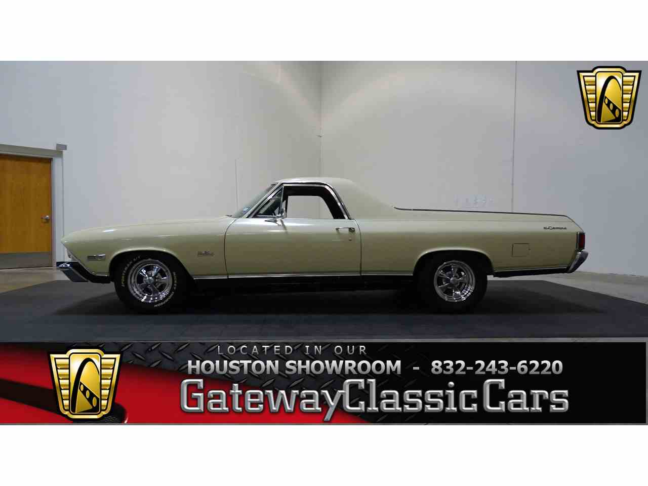 Large Picture of '68 El Camino - L7HC