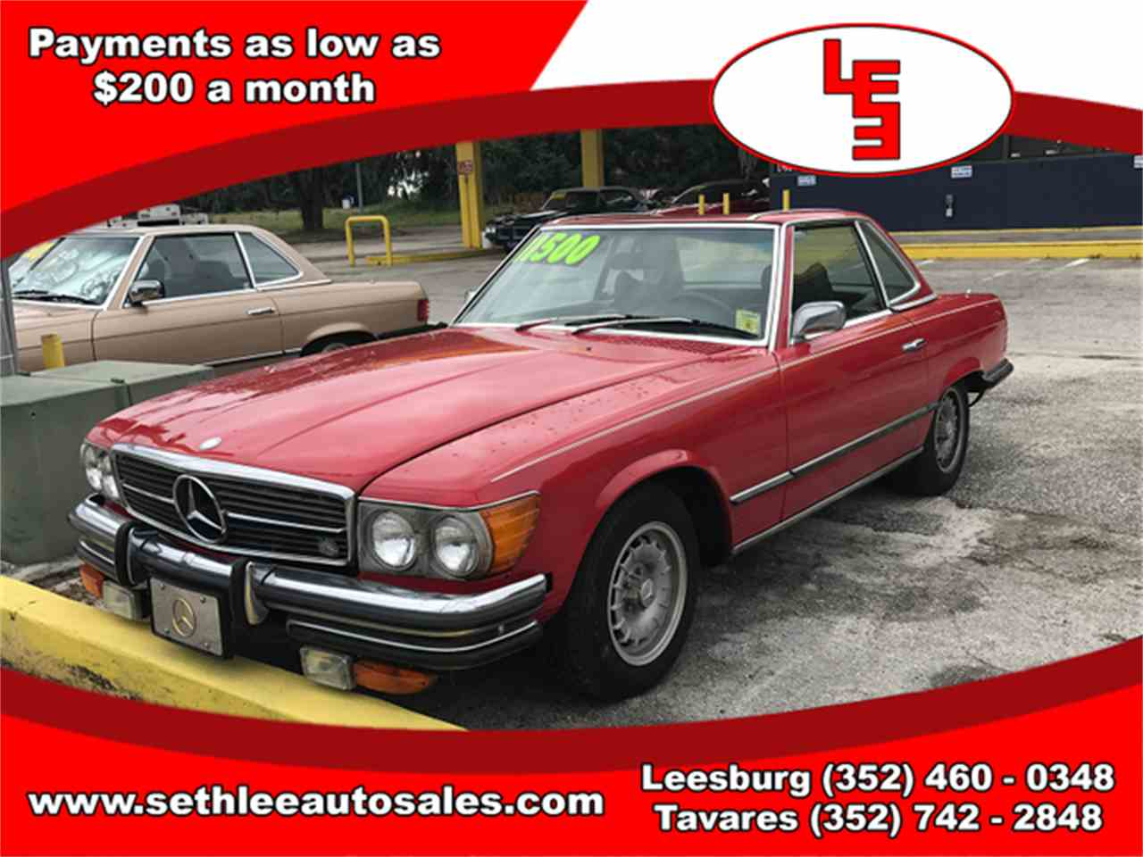 1972 mercedes benz 450sl for sale cc for Mercedes benz for sale in florida