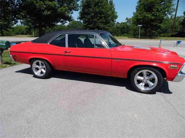 1972 Chevrolet Nova   989475