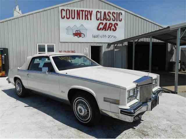 1985 Cadillac Eldorado | 989478