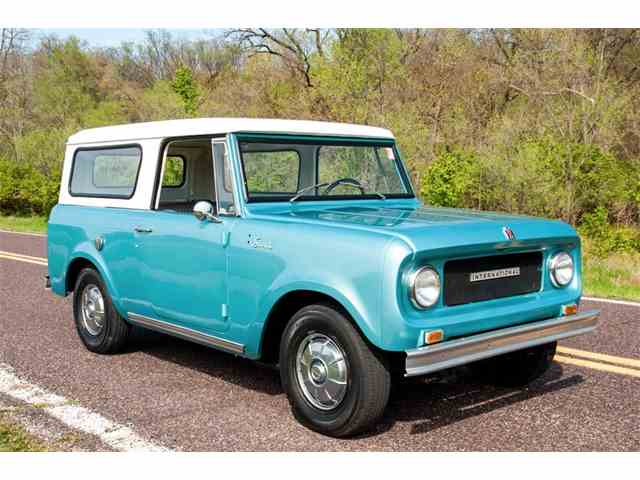 1969 International Scout | 989487