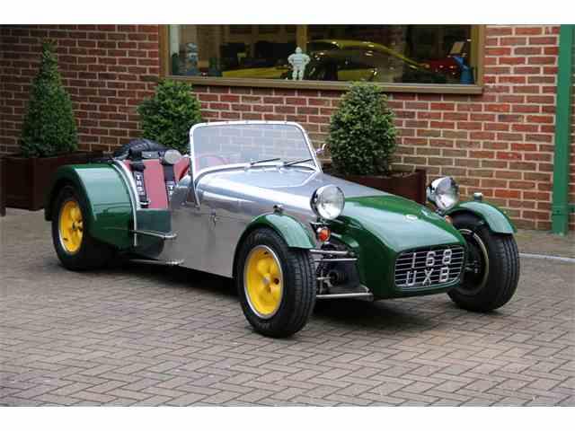 1962 Lotus Seven Series 2 | 989490