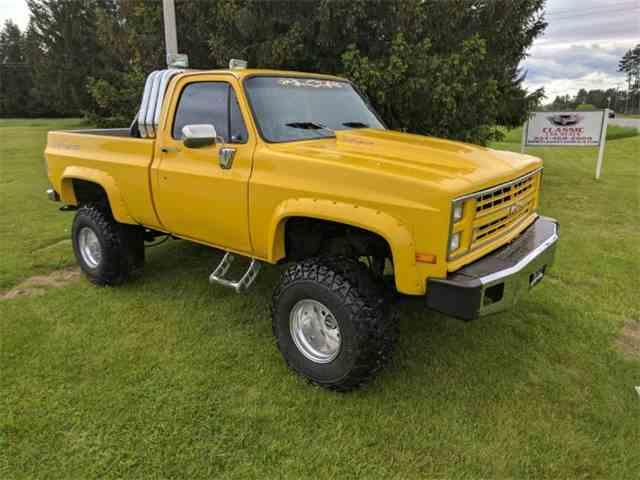 1982 Chevrolet C/K 10 | 989496