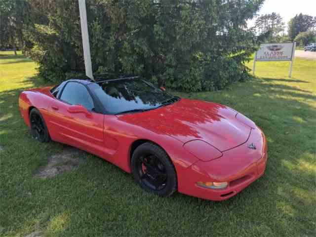 2000 Chevrolet Corvette | 989497
