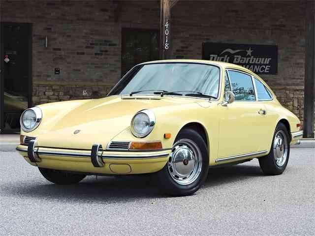 1968 Porsche 912 | 980095