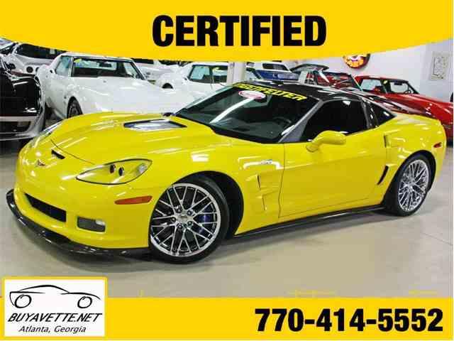2011 Chevrolet Corvette | 989505