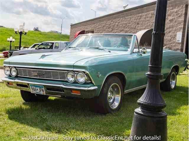 1966 Chevrolet Chevelle | 989508