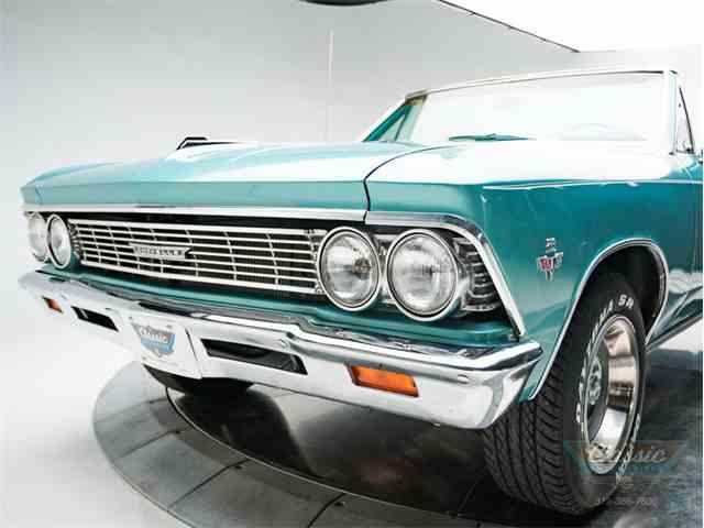 1966 Chevrolet Chevelle Malibu | 989508
