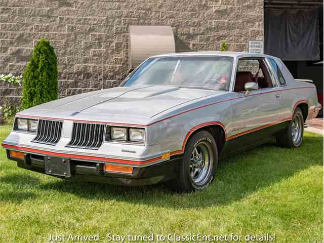 1984 Oldsmobile Hurst | 989510