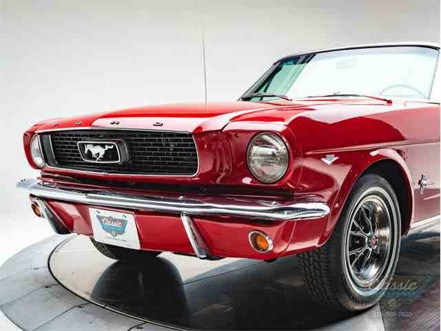 1966 Ford Mustang | 989513
