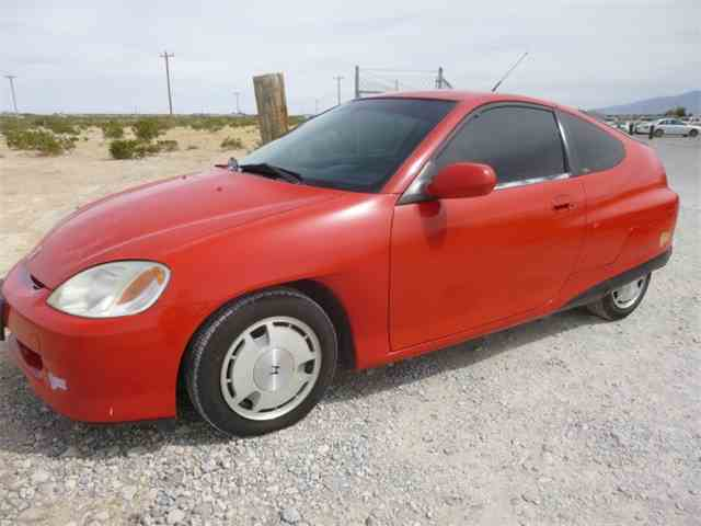 2001 Honda Insight | 989516