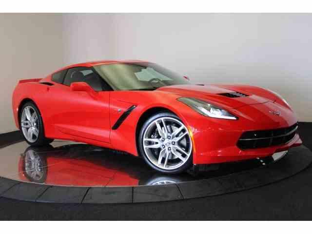 2016 Chevrolet Corvette | 989519