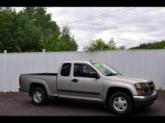 2008 Chevrolet Colorado | 989520