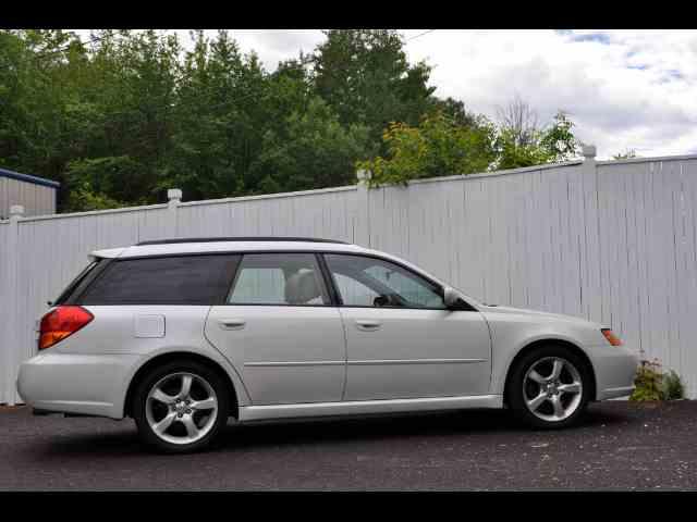 2007 Subaru Legacy | 989521