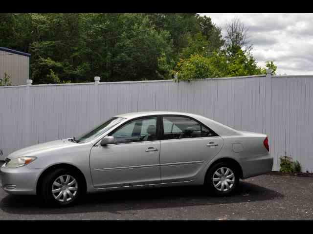 2002 Toyota Camry | 989523