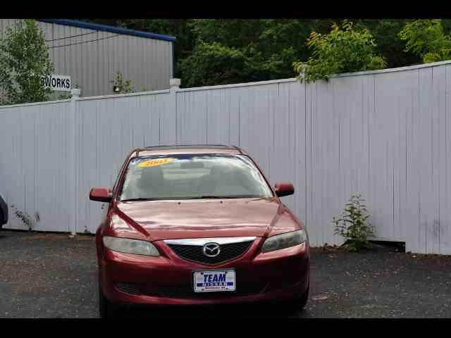 2003 Mazda Mazda6 | 989526