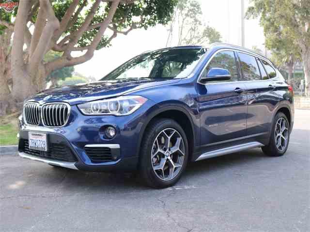 2016 BMW X1 | 989529