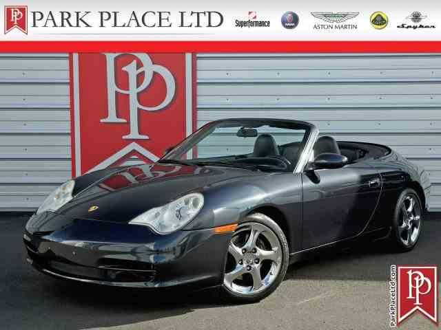 2004 Porsche 911 | 989535
