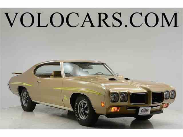 1970 Pontiac GTO (The Judge) | 989537