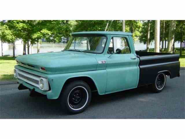 1965 Chevrolet C/K 10 | 989541