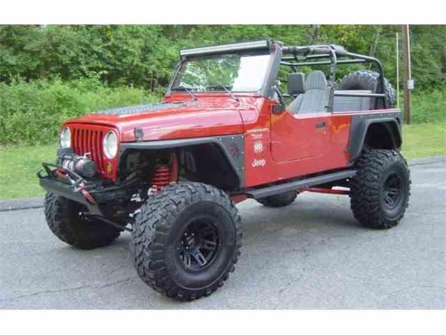 1997 Jeep Wagoneer | 989542