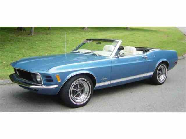 1970 Ford Mustang | 989544