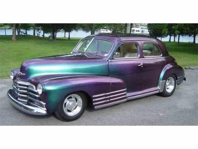 1948 Chevrolet 4-Dr Sedan | 989547