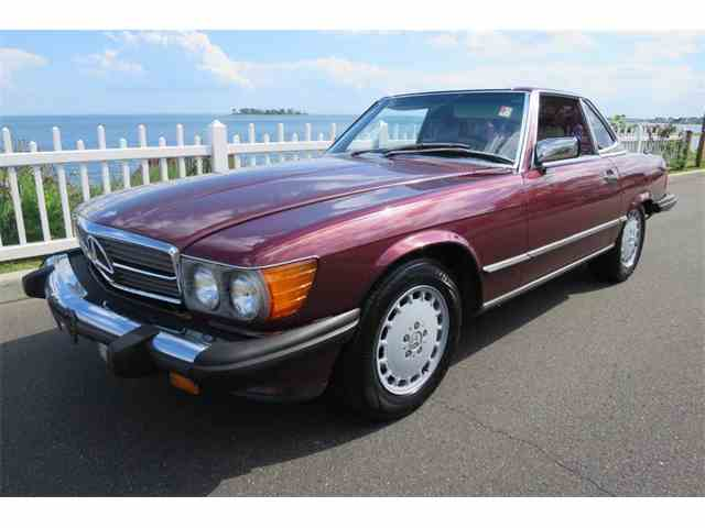 1987 Mercedes-Benz 500SL | 989549