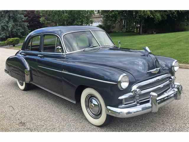 1950 Chevrolet Styleline Deluxe | 989554