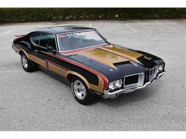 1971 Oldsmobile 442 | 989558