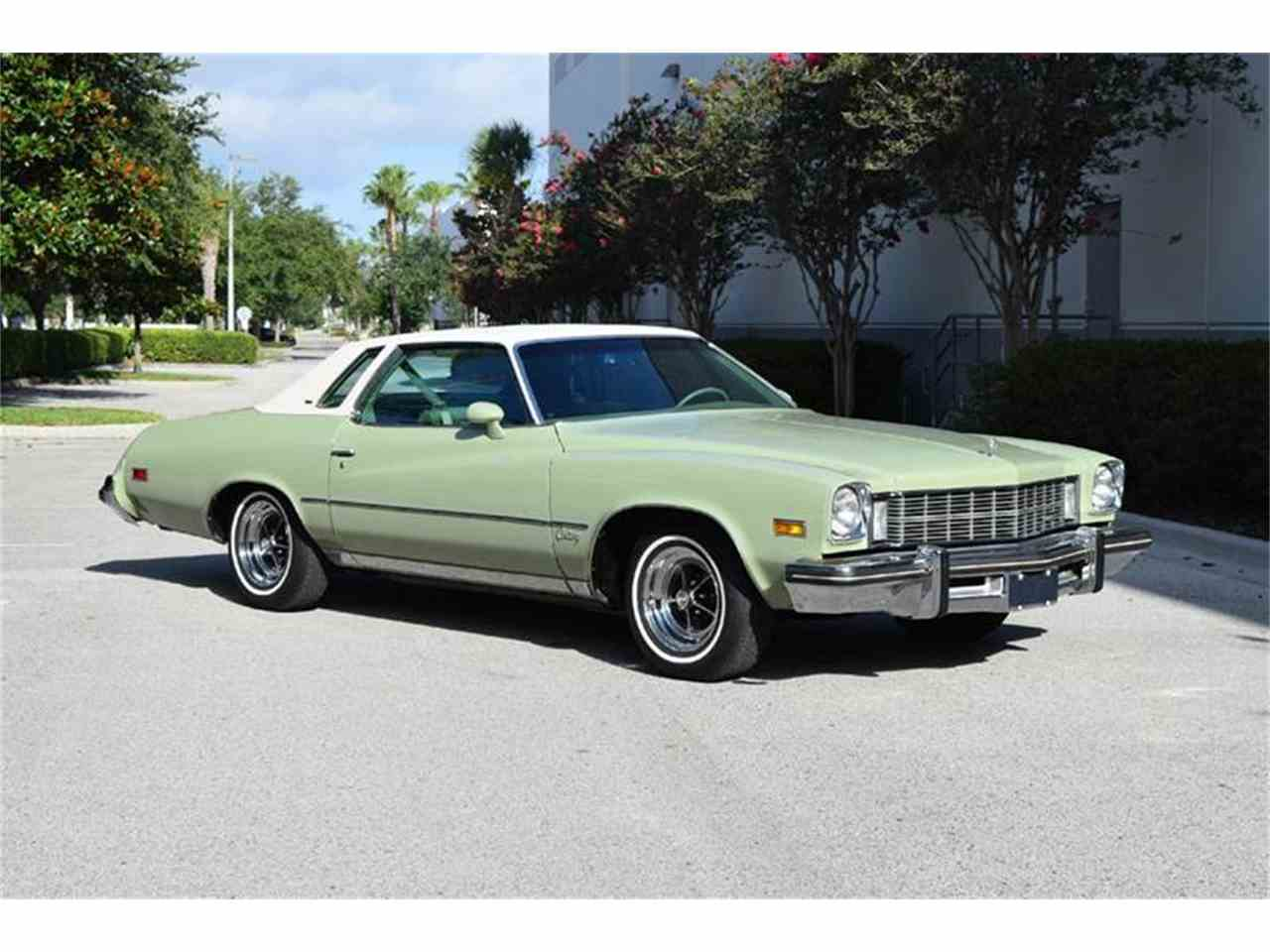 1975 Buick Century Regal For Sale Classiccars Com Cc