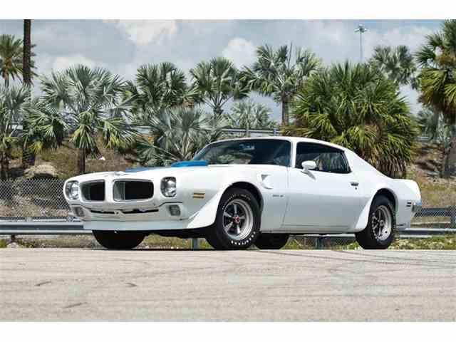 1970 Pontiac Firebird Trans Am | 989562