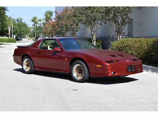 1987 Pontiac Firebird Trans Am | 989565
