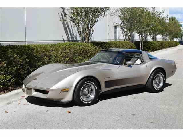 1982 Chevrolet Corvette for Sale on ClassicCarscom  50 Available