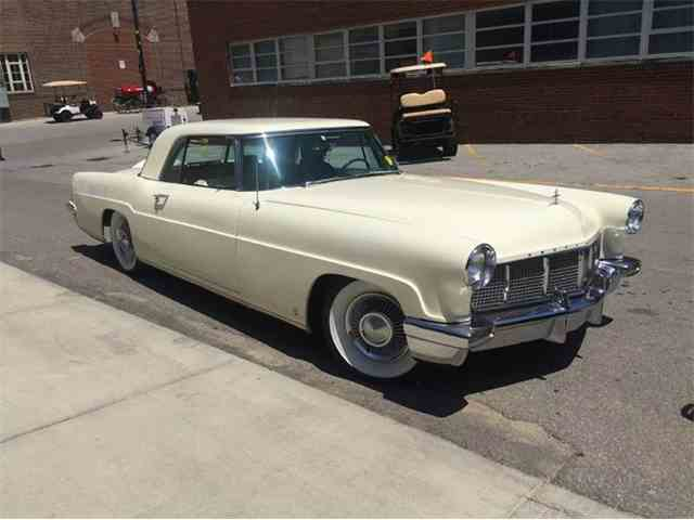 1956 Lincoln Continental Mark II | 989575