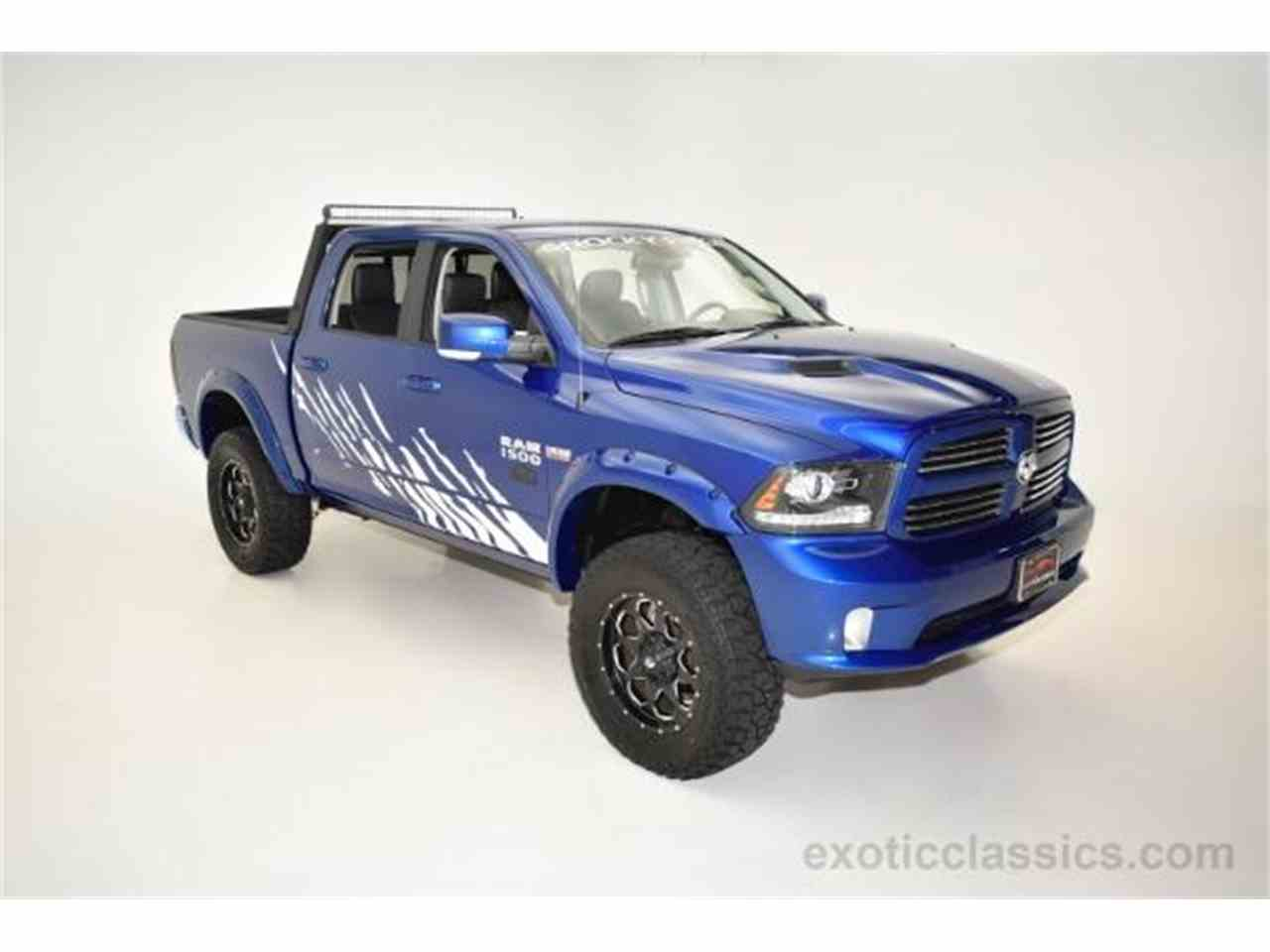 2016 Dodge Ram 1500 for Sale - CC-989581