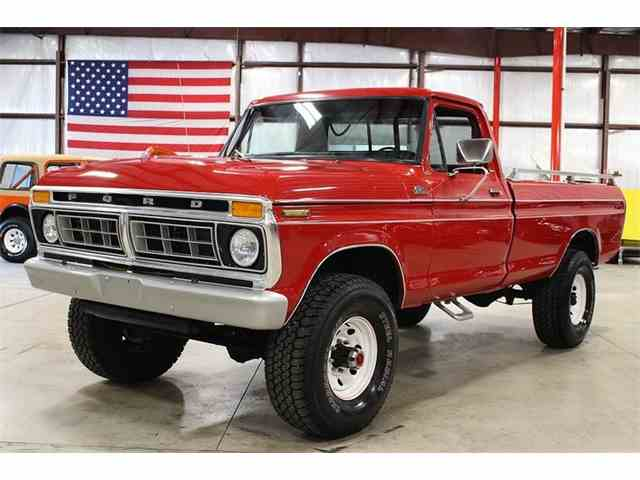 1977 Ford F250 | 989590