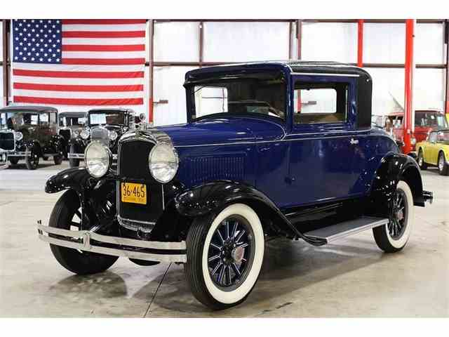 1930 Willys-Overland 96A | 989593