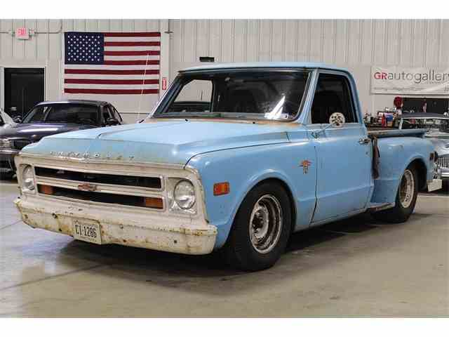 1968 Chevrolet Pickup   989594