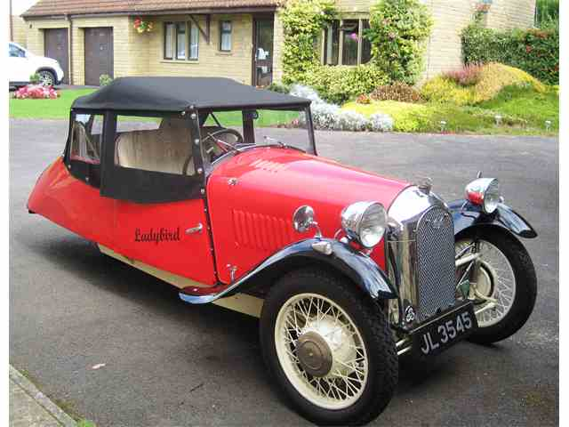 1936 Morgan F4 Three Wheeler | 980960