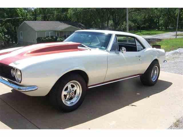 1967 Chevrolet Camaro | 989600